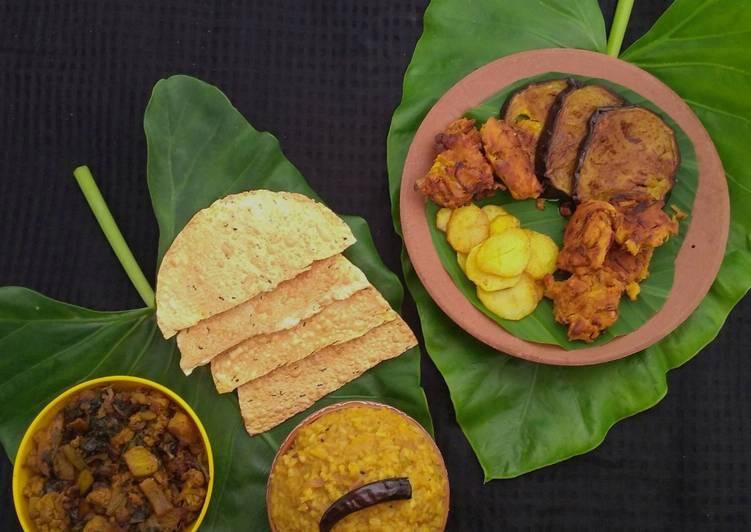 Bengali masoor dal khichdi Recipe by Ankita Chakraborty