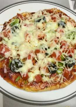 Whole Wheat Pizza