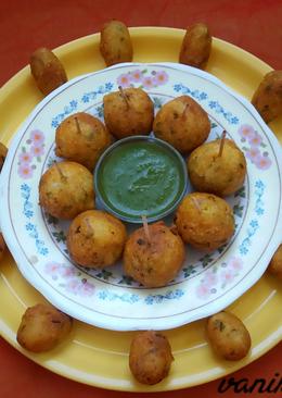 Potato paneer roll