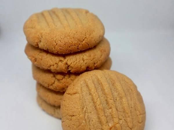 Peanut Butter Cookies 🍪