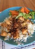 Healthy and easy Teriyaki Chicken
