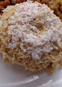 Wheat Puttu