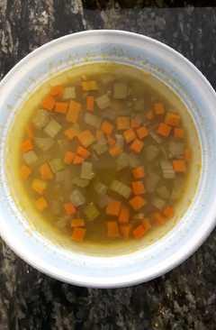 resep masakan autumn lentil soup