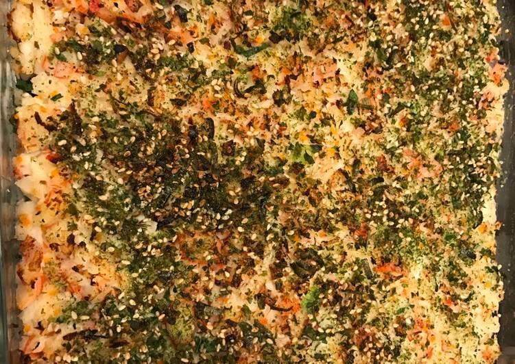 Sushi Bake Recipe By Mel V Cookpad
