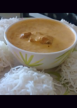 Koli curry(Coorg style chicken curry)