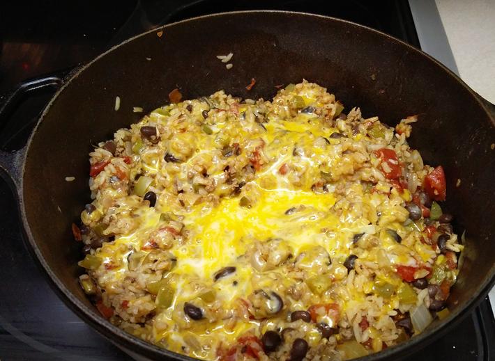 Chili Rice