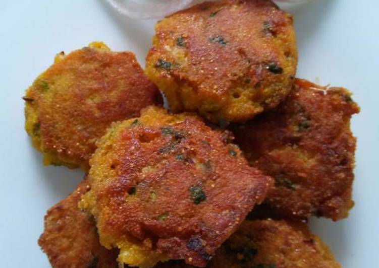 Fish Roe Recipe - Fried Fish Eggs Recipe by Geetanjali