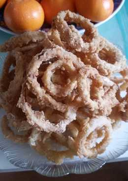 Onion Ring crispy and simple