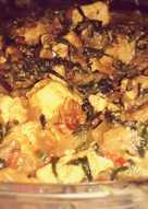 Methi Paneer (Fenugreek Cottage Cheese)