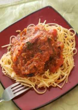 Zesty Spaghetti