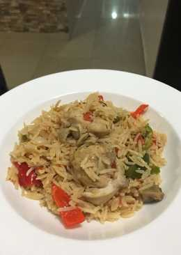Concoction Fried Rice