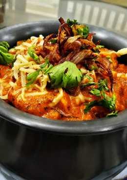 Vegetables and Paneer Masala
