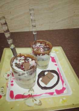 Flooda chocolate ice cream