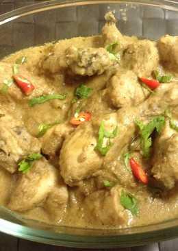 Ramadan Special - Chicken Rezala
