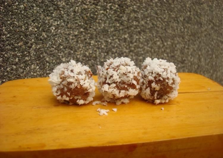 Paleo date balls in Sydney