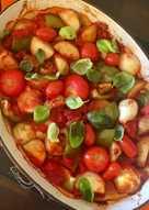 Roasted Seasonal Vegetables
