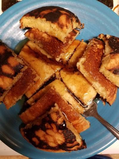 Pancakes: Plain