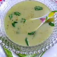 Aloevera soup