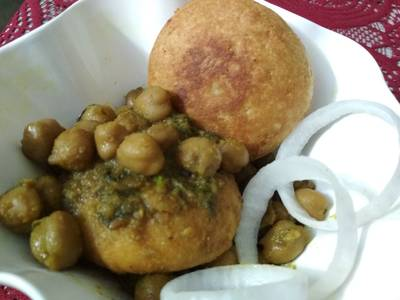 Khasta kachori chole chaat