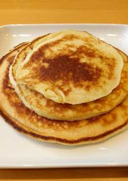 Delicious Fluffy Pancakes
