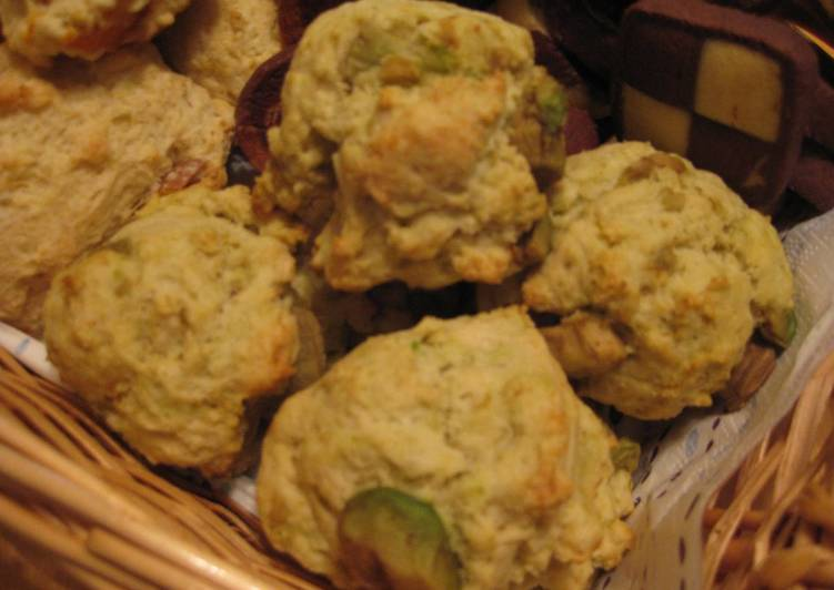 Avocado hot biscuit scone recipe by chez k cookpad avocado hot biscuit scone sciox Images