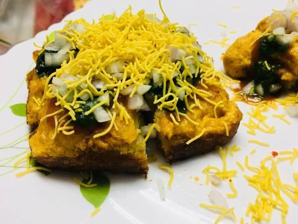 Hyderabadi Sandwich