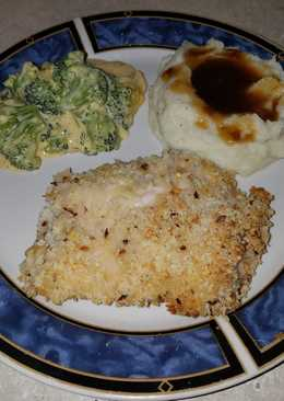 Parmesan Panko chicken breast