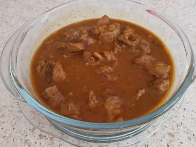 My Lamb Curry 😀