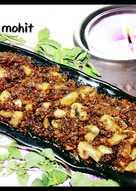 Tawa Butter Masala Mushroom