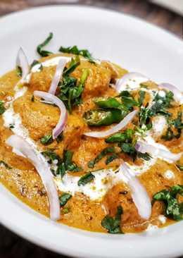 Soya Fenugreek Curry