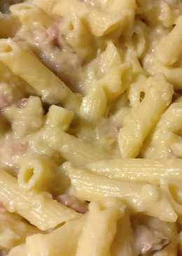 Sneaky macaroni cheese
