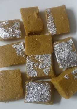 Fresh Coconut Khoya burfi
