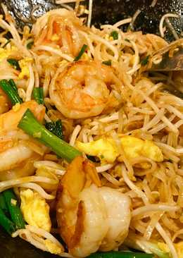 Easy, Accessible Pad Thai
