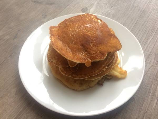 Quick Fluffy Pancakes