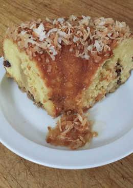 Caribbean Rum Cake Fusf
