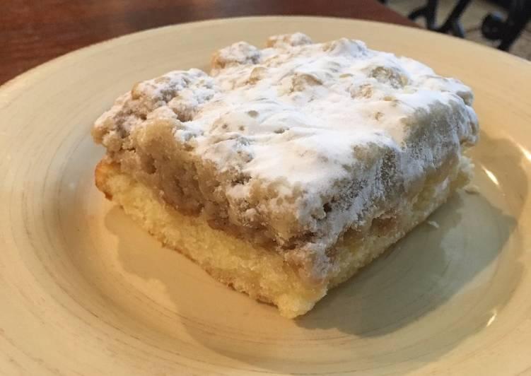 New York Crumb Cake Recipe Uk