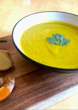 Anti-Inflammatory Aromatic Soup