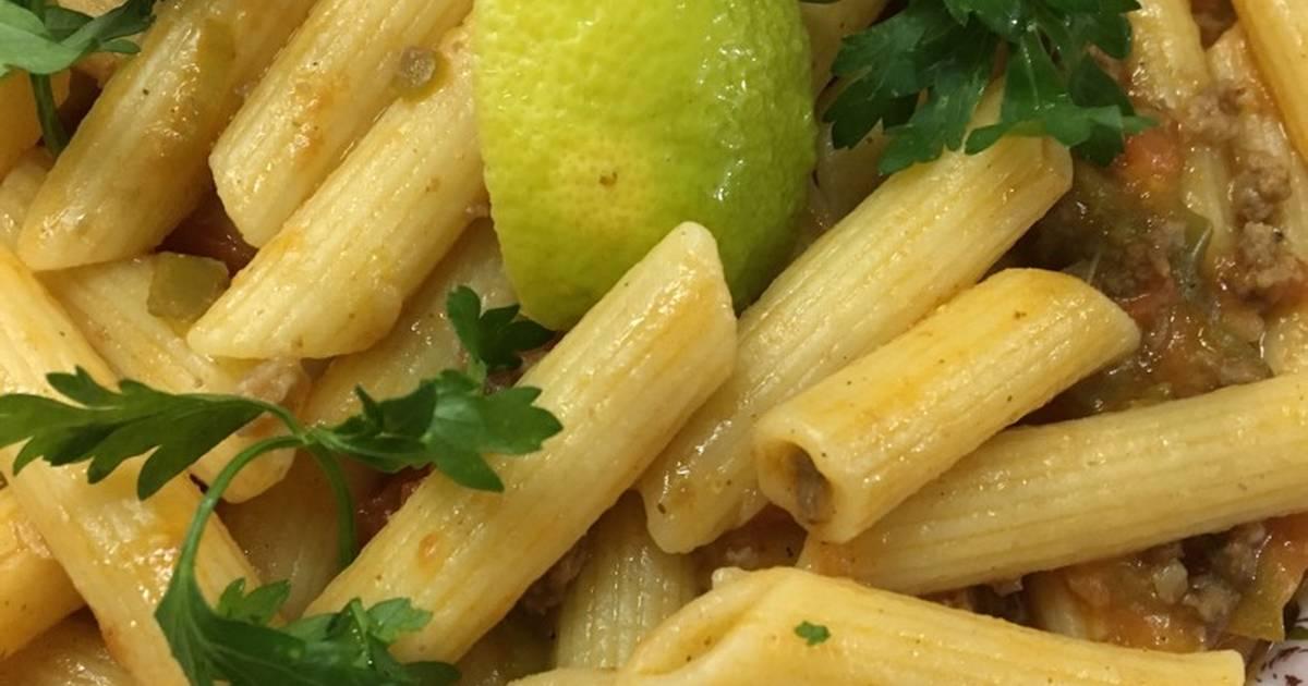 Mince meat pasta recipes - 2,455 recipes - Cookpad