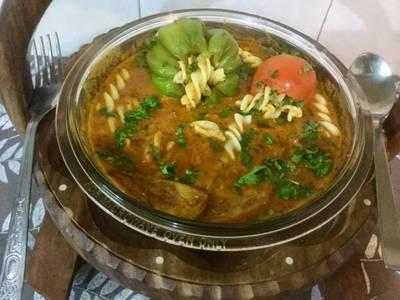 Punjabi Tadka Pasta