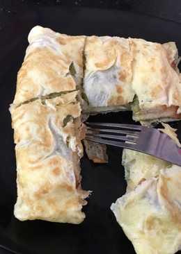 Bread Omlette