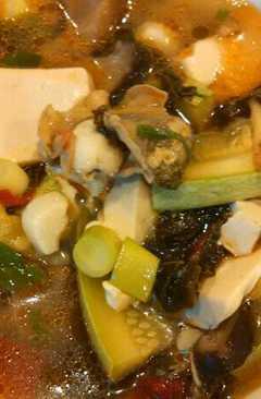 resep masakan oyster tofu soup %e7%89%a1%e8%9b%8e%e9%9b%aa%e8%8f%9c%e8%b1%86%e8%85%90%e6%b1%a4