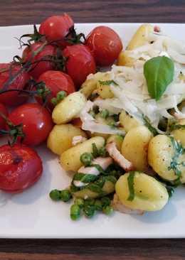 Easy summer gnocchi