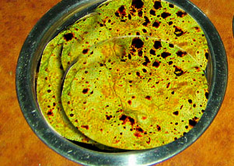 Paronthey (Potato Bread)