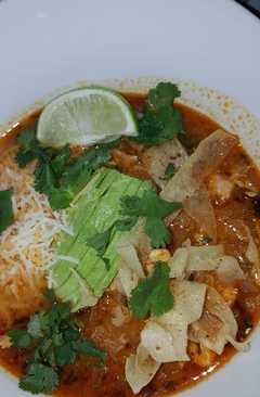 resep masakan chicken tortilla soup its the absolute best