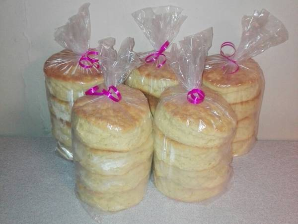Soft delicious scones
