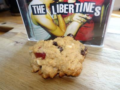 Nuts About Rock Cakes