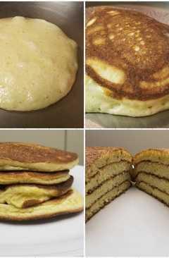resep masakan keto pancakes