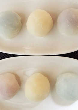 how to make mochi using microwave