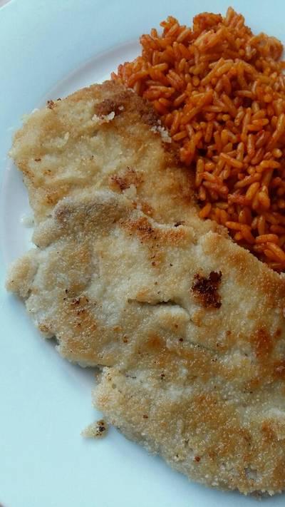 Vickys Chicken-Fried Pork Steaks, GF DF EF SF NF