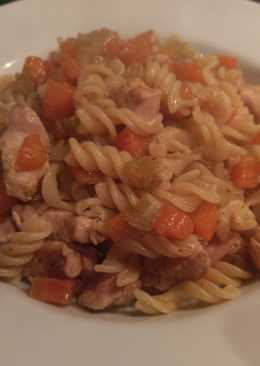 Grandad's Chicken and Pasta